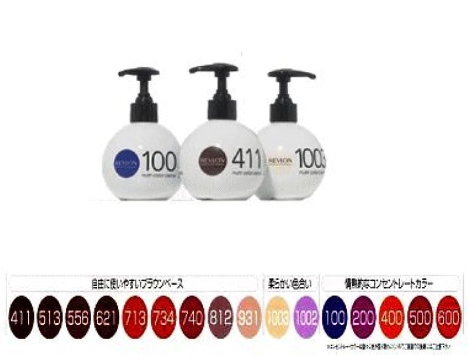 無人綺麗な泥REVLON レブロン ニュートリカラークリーム 250ml(業務用) (931)