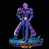 Dragon Ball Super El Guerrero más Fuerte del Sexto Universo-Hitman Hit 1/6 Figura Estatua con Base LED