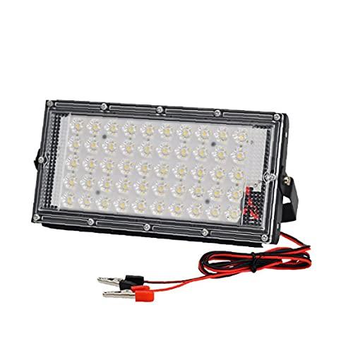 Ohomr Inundación del LED lámpara de jardín Luz a la Pared Exterior de Las Luces 50W 12V Impermeable para jardín Patio del Patio Trasero en la azotea