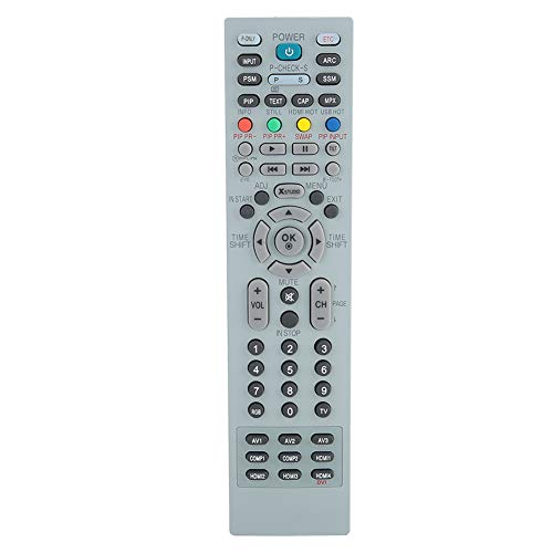 Control Remoto de TV, reemplazo HD Smart TV Control Remoto 8.9 * 2.1 * 1.2 Pulgadas para LG Smart TV