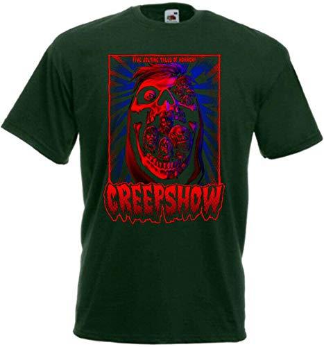 Creepshow v5 T-Shirt Movie George A. Romero S-5XL