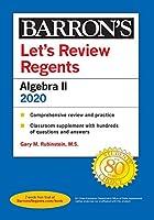 Let's Review Regents: Algebra II 2020 (Barron's Regents NY)