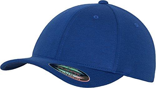 Flexfit Erwachsene Mütze Double Jersey, Royal, L/XL, 6778