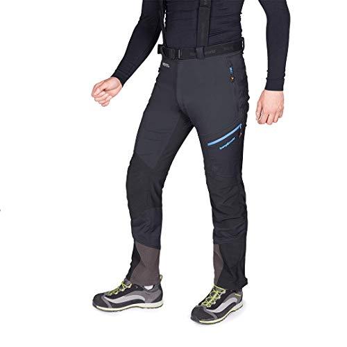 Trangoworld Trx2 Soft Pro Pant. Long, Homme S Noir/Noir