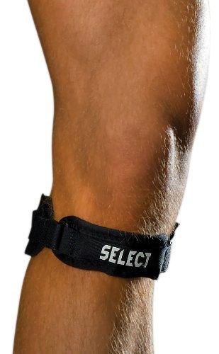 Select Sport Donjoy Kniebandage mit Seitenschienen - schwarz, Größe:S