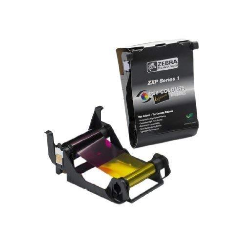 Zebra 800011-140 YMCKO Color Ribbon Load-N-Go for Zebra ZXP Series 1 Printers