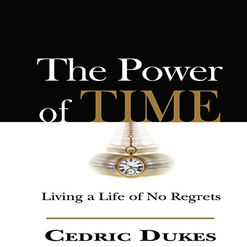 The Power of Time audiobook cover art
