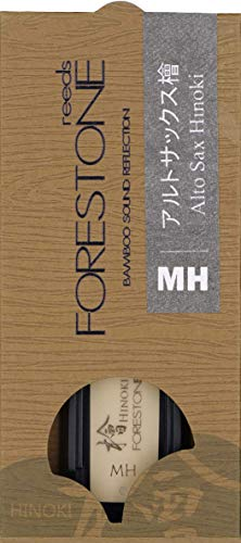 Forestone Japan『Forestone Hinoki Reed アルトサックス MH』