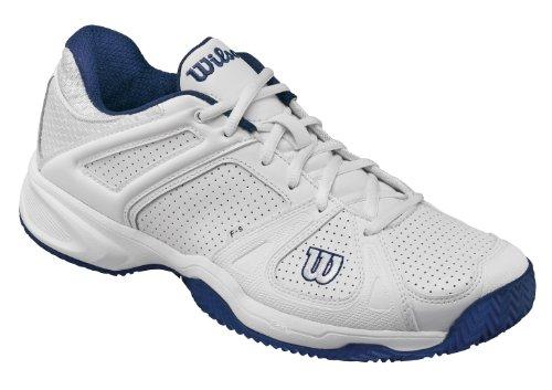 Wilson Stance CWRS316660E110, Herren Tennisschuhe, Weiß (white), EU 46 (UK 11) (US 11.5)