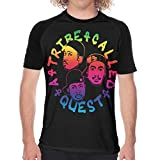 Welikee Camiseta, Manga Corta, A Tribe Called Quest Stylish Round Neck Travel Shopping Men's T-Shirt