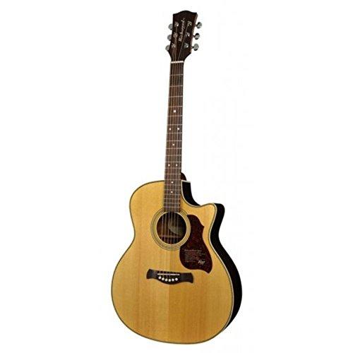 Richwood g-65-ceva Grand Auditorium Guitarra acústica electrificada