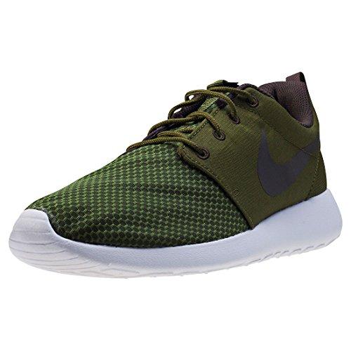 Nike - SCARPE NIKE ROSHE ONE SE VERDE MILITARE P/E 2017 844687-300 - 305894 - 42.5