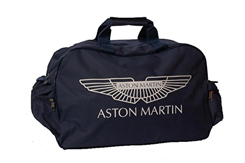 Aston Martin Sporttasche Leichte Seesack Reisegepaeck Duffel Wochenende Uebernachtung Taschen fuer Reisen Sport Gym Urlaub