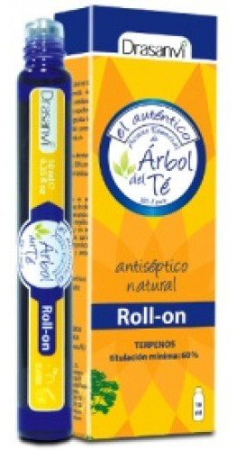 ACEITE ARBOL TE 10 ML ROLL-ON DRASANVI