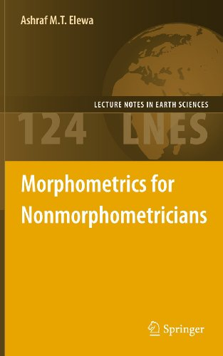 Morphometrics for Nonmorphometricians (Lecture Notes in Earth Sciences (124))