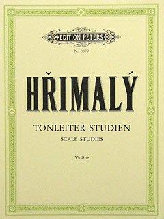 TONLEITERSTUDIEN - arrangiert für Violine [Noten / Sheetmusic] Komponist: HRIMALY J