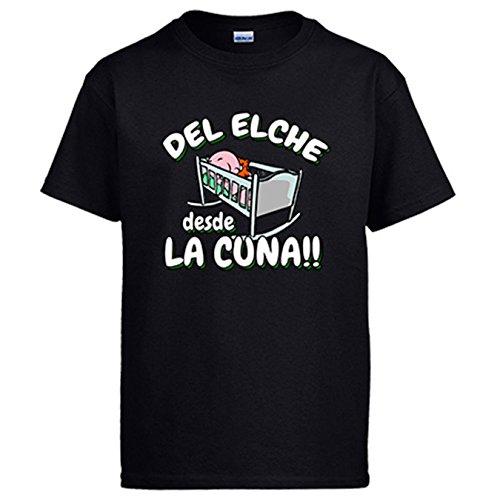 Diver Camisetas Camiseta del Elche Desde la Cuna