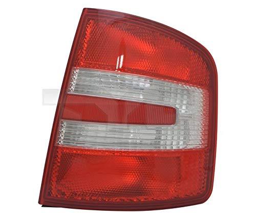 V-maxzone Vt1108p droite Queue de feu arrière Rouge Blanc
