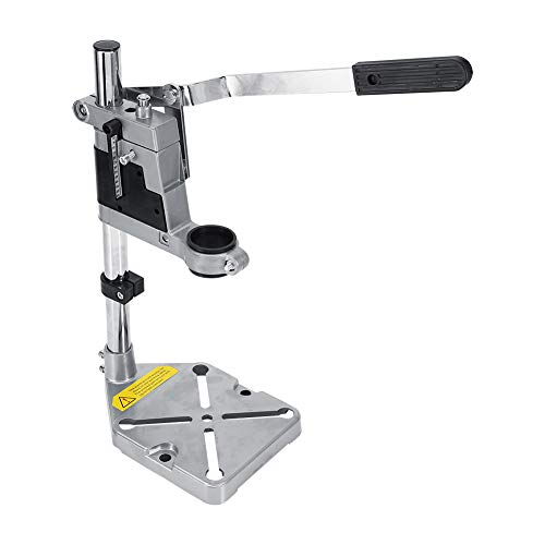 Bench Drill Press Stand for Hand Drill Press Stand, Professional Universal Bench Clamp Drill Table Stand Workstation Drill Press Stand Base Workbench Repair Tool