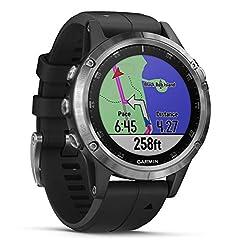 Montre GPS multisports haut de gamme connectée.Compatibilité smartphone: iPhone, Android. Résolution d'affichage: 240 x 240 pixels Cartes TopoActive Europe en couleur avec générateur d'itinéraires populaires Trendline, pour vous aider à trouver et à ...