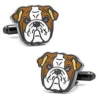 Cufflinks, Inc. English Bulldog Cufflinks (商品カテゴリー : カフス) [並行輸入品]