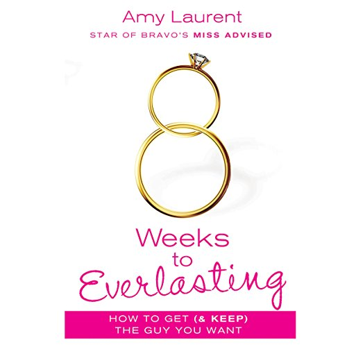 8 Weeks to Everlasting audiobook cover art