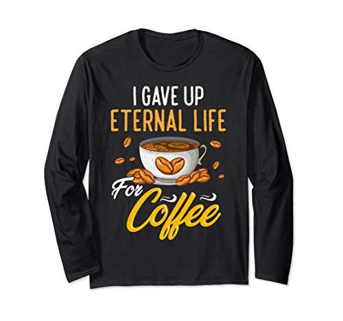 Ex Mormon t shirts Anti Religion Gift Idea Coffe Lover's tee Langarmshirt