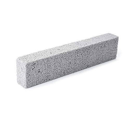 PoeHXtyy Grill-Bratpfannen-Reinigungs-Ziegelstein-Block-Grill-Reinigungs-Ziegelstein-Entkalkungs-Reinigungsstein zum Entfernen von Flecken