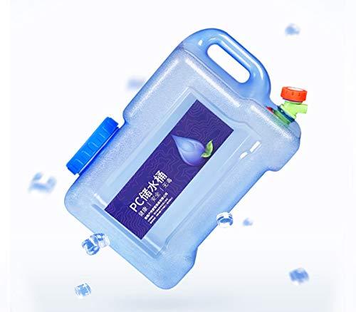 ZSYGFS Bidón De Agua 15L Bidón De Agua Portátil Agua Potable Agua Envase Bolsa Almacenamiento Bolsa De Agua Deportiva Depósito De Agua Acampar Contenedor De Agua