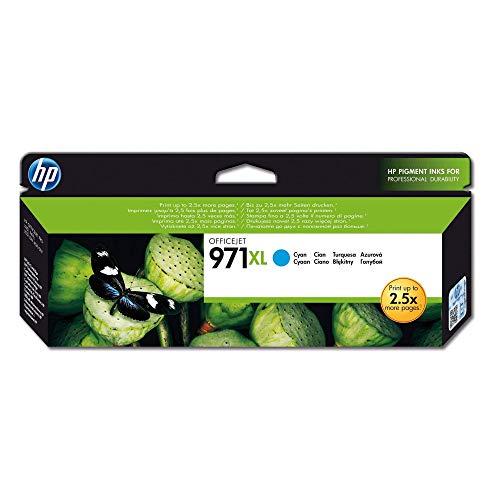 HP CN626AE 971XL Hoch ergiebige Cyan Original Tintenpatrone