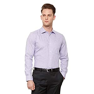 Louis Philippe Men's Regular Fit Formal Shirt 12 41FfwGWKq4L. SS300