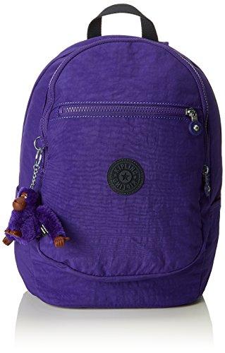 Kipling Unisex-Erwachsene CLAS Challenger Rucksack, Violett (Summer Purple), 15x24x36 Centimeters