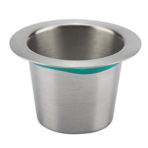 Roestvrij stalen herbruikbare koffiefilter navulbare koffiecapsules Pods vervangingen voor koffiemachine
