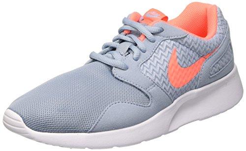 Nike Damen Kaishi Sneaker, Blau (Blue Grey/Bright Mango/White), 43 EU