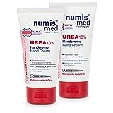 numis med Handcreme mit 10% Urea - 2er Pack...