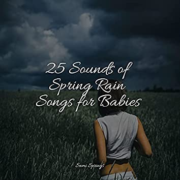 25 Sounds of Spring Rain Songs for Babies