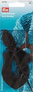 Prym Attache Épingle à châle en bois pour vêtements en tricot