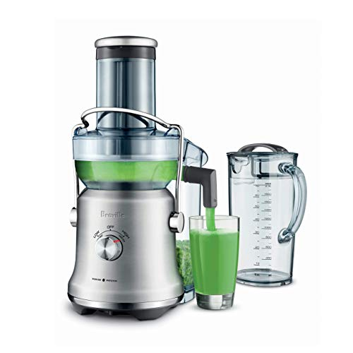 Breville BJE530BSS Juice Fountain Cold