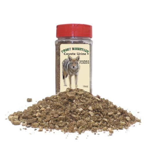 Foggy Mountain Coyote Urine Shake Flakes