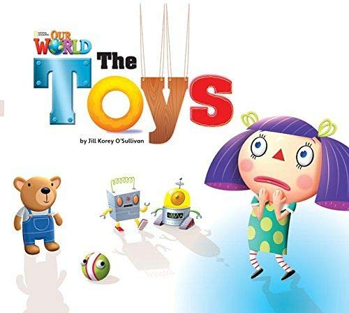 Our World 1 (BRE) - Reader 6: The Toys
