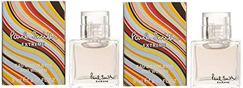 Paul Smith Extreme Ladies Women 5ml EDT Fragrance Perfume Mini 5 ml 2 Pack