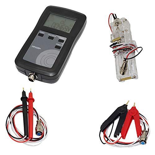 Inspector del probador de la batería de litio YR1035 resistencia interna de...