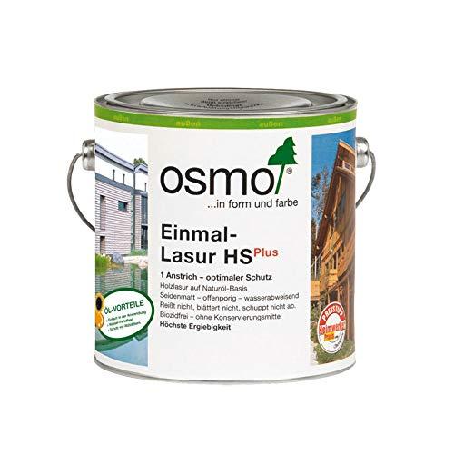 OSMO Einmal-Lasur HS Plus 2,5L Ebenholz 9271