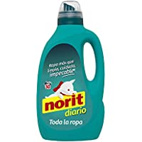 Norit Diario Toda la Ropa Detergente Líquido - 2650 ml