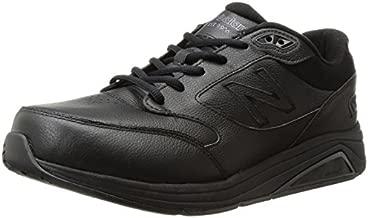 New Balance mens 928 V3 Lace-up Walking Shoe, Black/Black, 10.5 Wide US