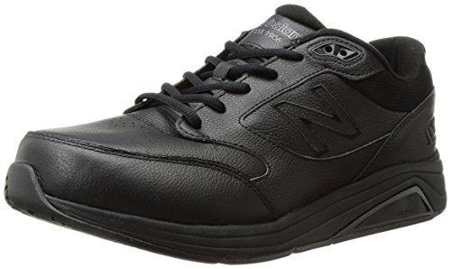 New Balance Men's Mens 928v3 Walking Shoe Walking Shoe, Black/Black, 11 D US