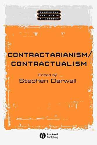 Contractarianism / Contractualism (2002-11-22)