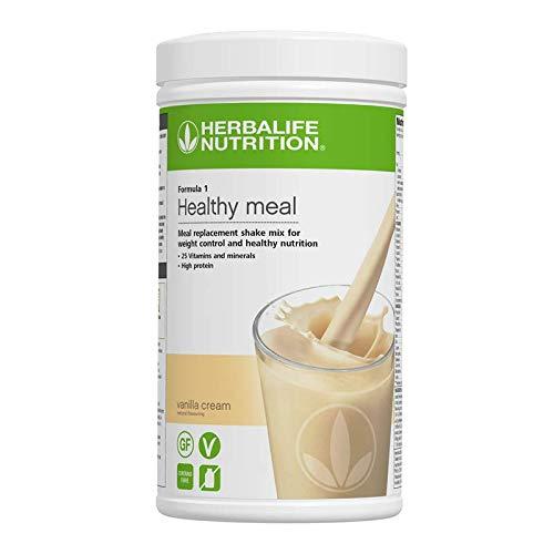 Herbalife Formula 1 Nutritional Shake (Nutritional Shake Mix Vanilla Cream 550 g)