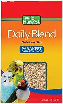 2-Lb Wild Harvest Daily Blend Bird Seed Blend (Parakeet, Canary & Finch)