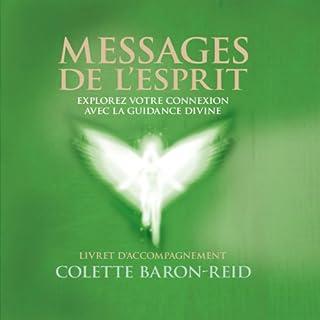 Couverture de Messages de l'esprit